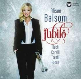 Jubilo. Barockmusik für Trompete, Orgel und Orchester