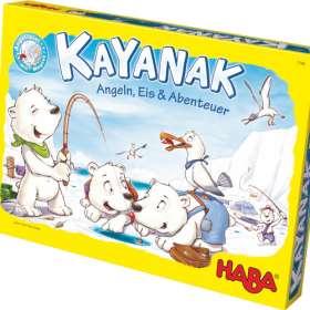Kayanak. Angel, Eis & Abenteuer