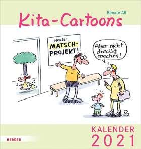 Tipp: Kita-Cartoons 2021 - 978-3-451-38673-2