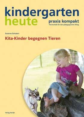 Kita-Kinder begegnen Tieren