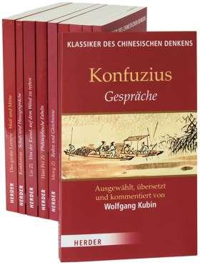 Klassiker des chinesischen Denkens. 10 Bände