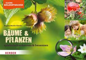 Kleine Waldentdecker: Bäume & Pflanzen. spielerisch erkennen und benennen