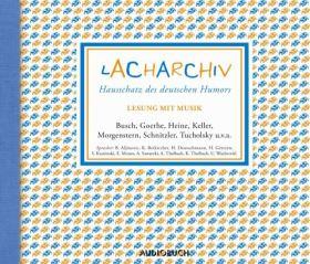 Lacharchiv. Hausschatz des deutschen Humors