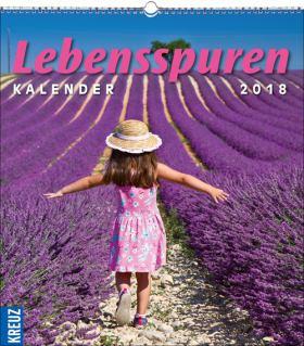 Lebensspuren. Kalender 2018