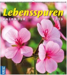 Lebensspuren. Kalender 2019