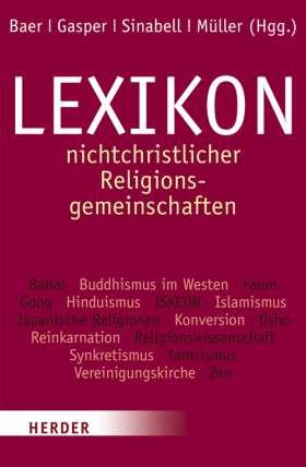 Lexikon nichtchristlicher Religionsgemeinschaften