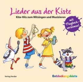 Lieder aus der Kiste - Volume1. Kita-Hits zum Mitsingen und Musizieren