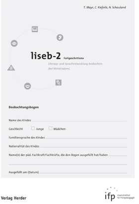 liseb-2 Fortgeschrittene. Literacy- und Sprachentwicklung beobachten (bei Kleinkindern)