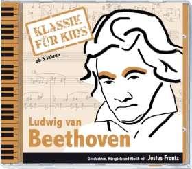 Ludwig van Beethoven. Klassik für kids