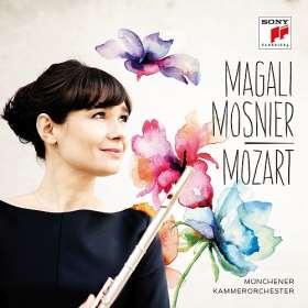 Magali Mosnier spielt Mozart. Werke für Flöte und Orchester