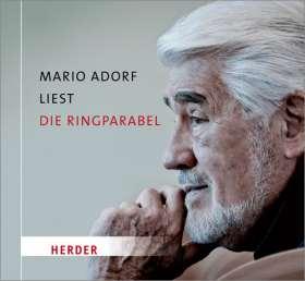 Mario Adorf liest die Ringparabel von Gotthold Ephraim Lessing