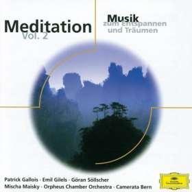 Meditation. Musik zum Entspannen und Träumen