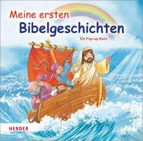 Meine ersten Bibelgeschichten. Ein Pop-up-Buch
