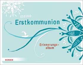 Meine Erstkommunion . Erinnerungsalbum (klein)