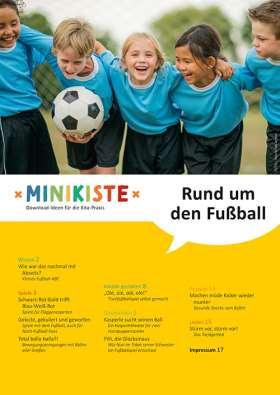 Minikiste: Rund um den Fußball
