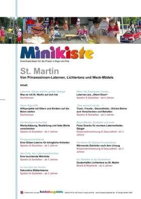 Minikiste: St. Martin