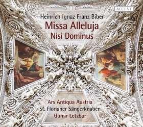 Missa Alleluja. Nisi Dominus