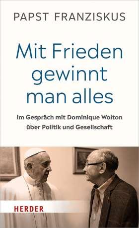 """""""Mit Frieden gewinnt man alles"""". Im Gespräch mit Dominique Wolton über Politik und Gesellschaft"""
