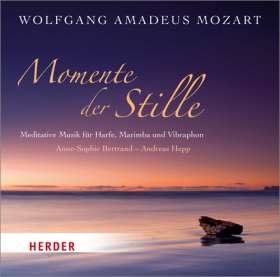 Momente der Stille. Meditative Musik für Harfe, Marimba und Vibraphon