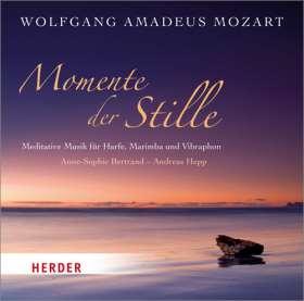 Momente der Stille. Meditative Musik für Harfe, Marimba und Vibraphon.