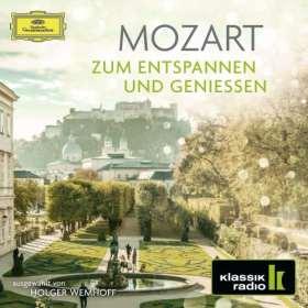 Mozart zum Entspannen und Genießen