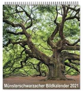 Münsterschwarzacher Bildkalender 2021. Wochenkalender zum Aufhängen oder Aufstellen