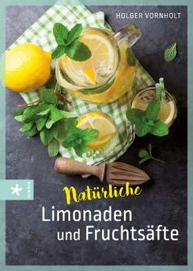 Natürliche Limonaden und Fruchtsäfte