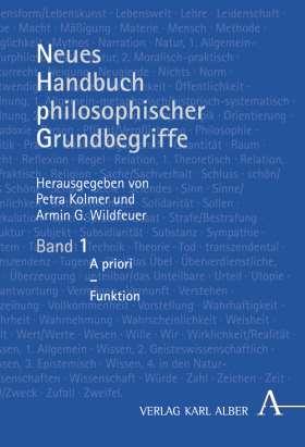 Neues Handbuch philosophischer Grundbegriffe. In drei Bänden