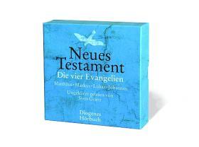 Neues Testament: Die vier Evangelien.  Matthäus, Markus, Lukas, Johannes