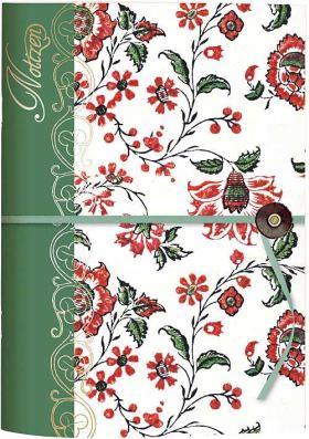 Notizbuch grün. Bibliophilia