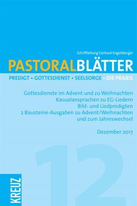 Pastoralblätter - 12/2017