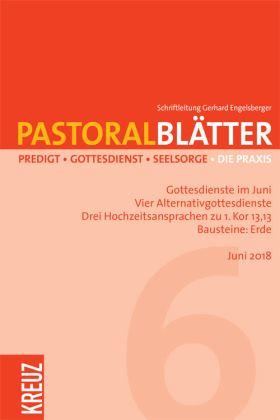 Pastoralblätter - 6/2018