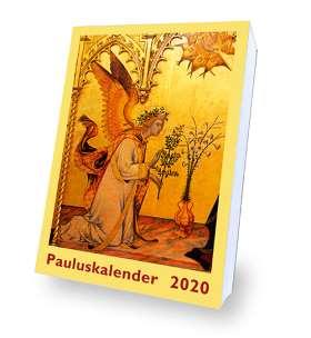 Pauluskalender 2020. Aufstellkalender