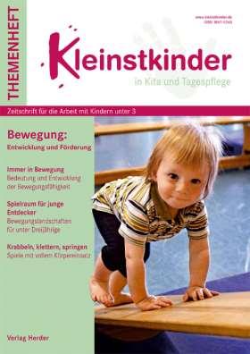 PDF: Bewegung (Kleinstkinder Themenheft)