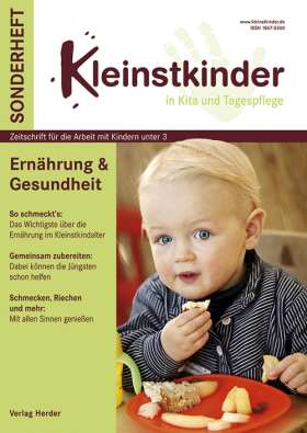 PDF: Ernährung und Gesundheit (Kleinstkinder Sonderheft)