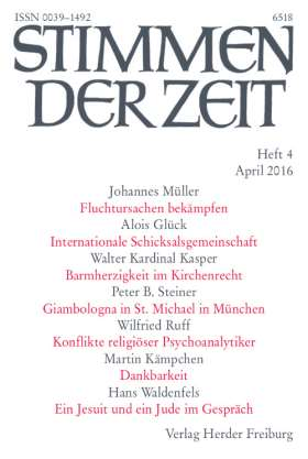 PDF: Fluchtursachen bekämpfen (StdZ 4/2016, S. 217-218)