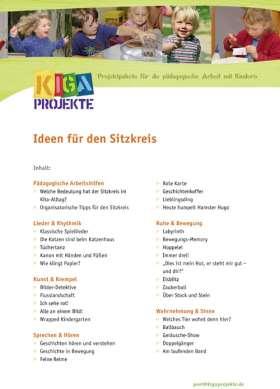 PDF: Ideen für den Sitzkreis (kigaprojekte)
