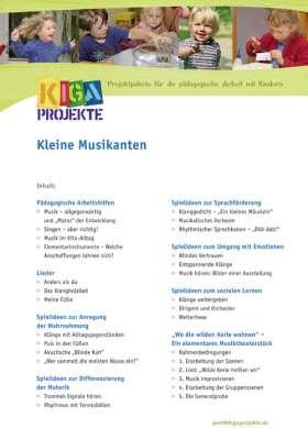 PDF: Kleine Musikanten (kigaprojekte)