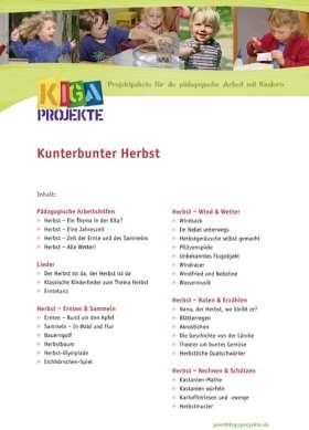 PDF: Kunterbunter Herbst (kigaprojekte)