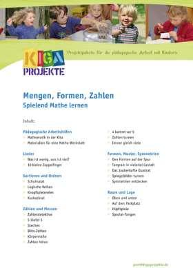PDF: Mengen, Formen, Zahlen (kigaprojekte)