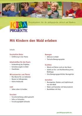 PDF: Mit Kindern den Wald erleben (kigaprojekte)