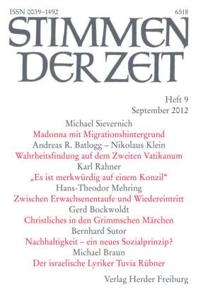 PDF: Synthetische Biologie (StdZ 9/2012, S. 636-639)