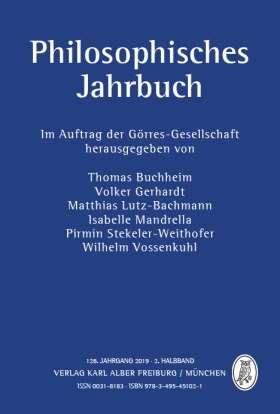 Philosophisches Jahrbuch . 126/2