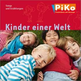 """PiKo CD """"Kinder einer Welt"""""""