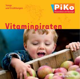 "PiKo CD ""Vitaminpiraten"""