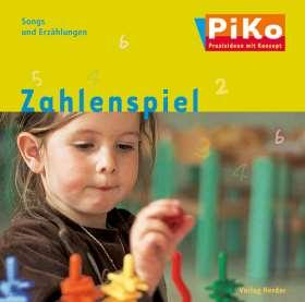 "Piko CD ""Zahlenspiel"""