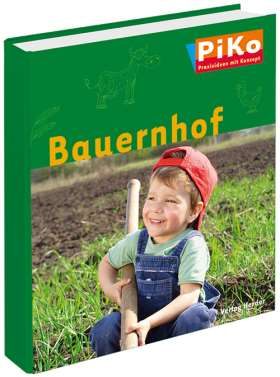 "PiKo Ordner ""Bauernhof"""