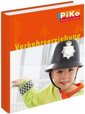 """PiKo Ordner """"Verkehrserziehung"""" Praxisideen mit Konzept"""