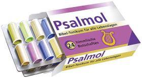 Psalmol - Bibel-Tonikum für alle Lebenslagen. 24 himmlische Botschaften