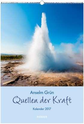 Quellen der Kraft . Kalender 2017